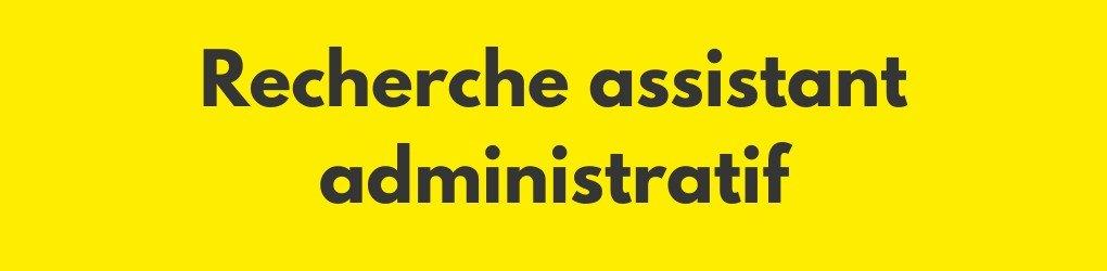 Nous recrutons un assistant administratif H/F sur notre campus d'Orléans (Loiret)