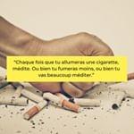 À l'occasion de la journée internationale de lutte contre le #tabac 🚭🚭🚭, nous souhaitions partager avec vous cette citation ✍️ . . On sait qu'arrêter de #fumer demande beaucoup d'efforts. Et plus vous fumez depuis longtemps, plus les efforts nécessaires seront importants. Pourtant, arrêter de fumer peut vous permettre de  vous sentir mieux dans votre corps et dans votre tête mais ça, vous le savez déjà 😉 . . Pour finir, nous tenons à envoyer un maximum de soutien à ceux qui essayent d'arrêter de fumer, à ceux qui y pensent et surtout, à ceux qui ont déjà arrêté et qui continuent de lutter au quotidien 💪💪💪 . . #tabac #cigarette #btpcfacvdl #préventionbtp #addiction #formationprofessionnelle #journéedeluttecontreletabac